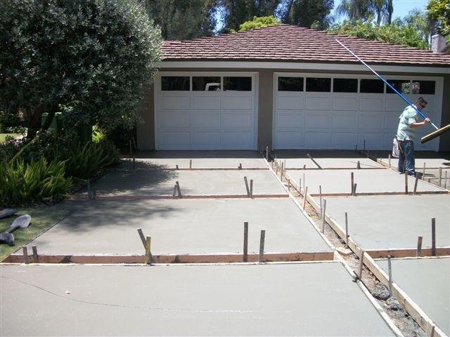 Driveway Ideas On Pinterest Concrete Driveways
